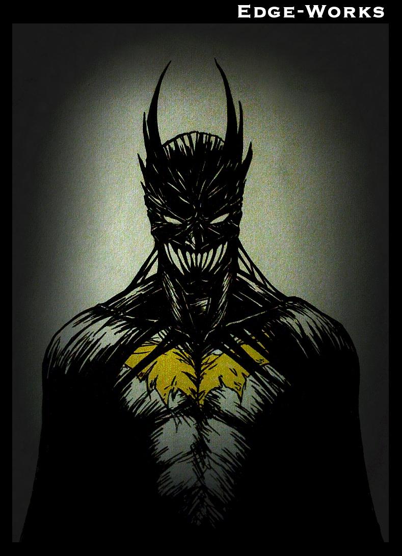 Batman Symbiote by Edge-Works