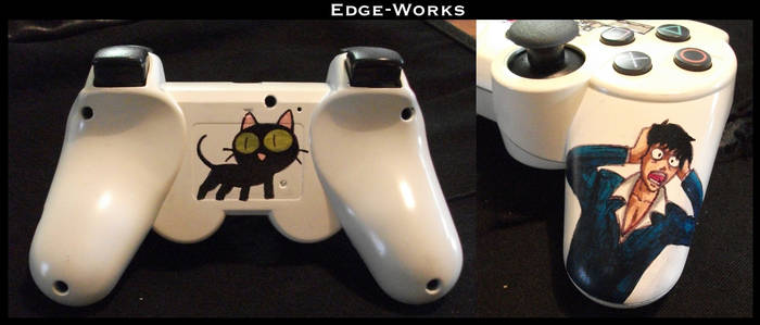 Trigun PS3 Controller 2 by Edge-Works