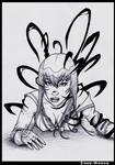 Saeko Symbiote Commission 2 of 6