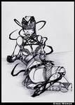 Saeko Symbiote Commission 3 of 6
