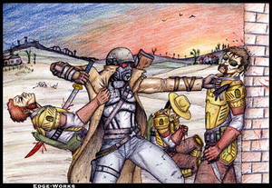 Fallout ranger Commission Colours