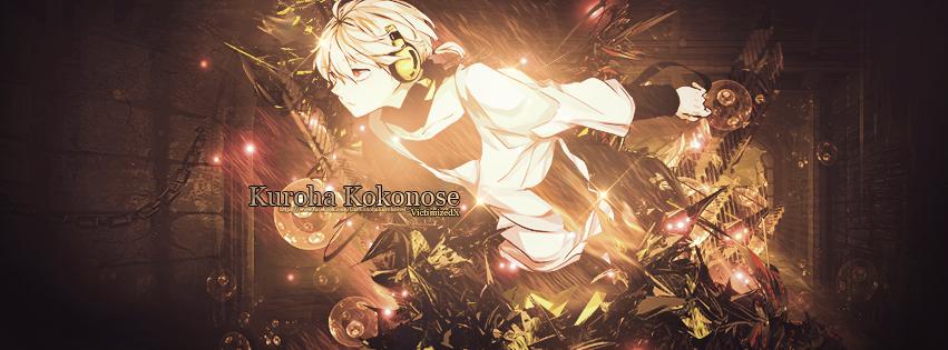 Kuroha Kokonose by Victimized22