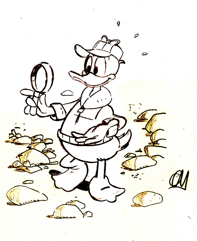 WD - Donald Duck