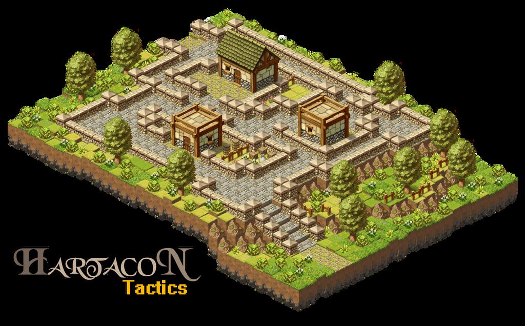 Hartacon Tactics by CharlieFleed