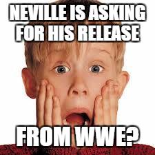 Culkin Shocked Face-Neville by EarWaxKid