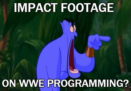 Genie Jaw Drop-Impact Footage by EarWaxKid