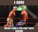 J-Dude Title Card 352 by EarWaxKid