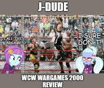 J-Dude Title Card 393 by EarWaxKid