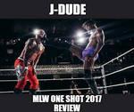 J-Dude Title Card 395 by EarWaxKid