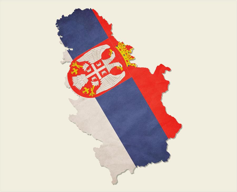 Serbia by pilwe