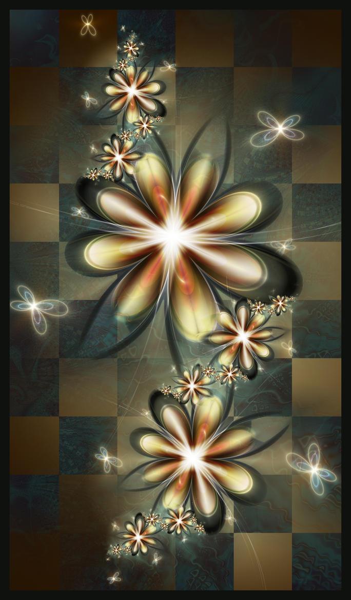 Brassy flora by lindelokse