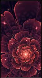 Crystal Rose by lindelokse