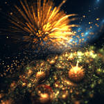 Microplanetary celebration