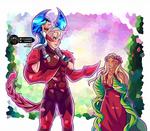 Frosta, Scorpia and Perfuma