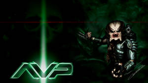Predator art PS3 Wallpaper
