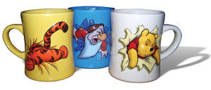 Disneystore UK mugs