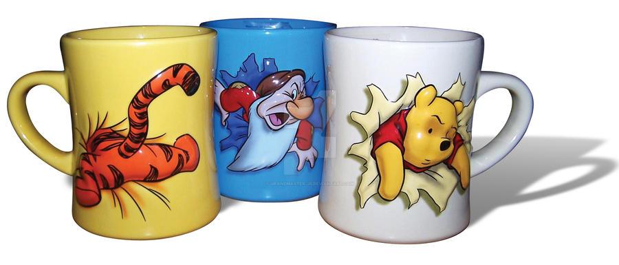 Disneystore UK mugs