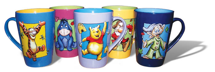 More Disneystore uk mugs