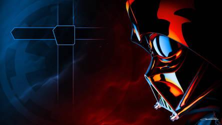 Vader PS3 wallpaper 2 by GrandMaster-J5