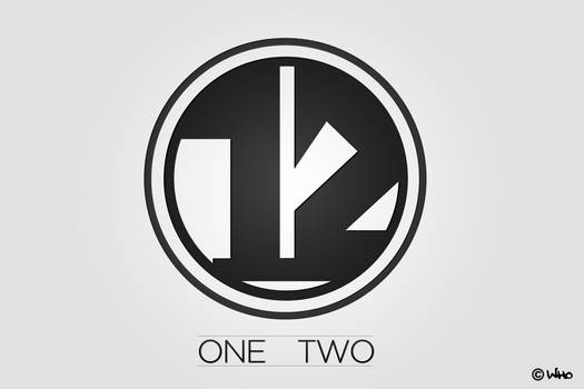 One Two Logo#3