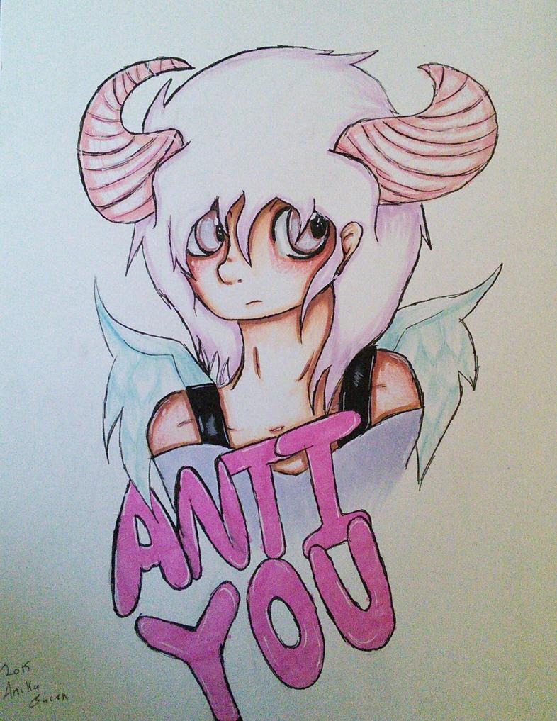Anti You by illogicalgummybears