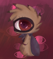She can see into your soul by Kumatai