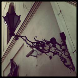 Prague lamp by embryo82