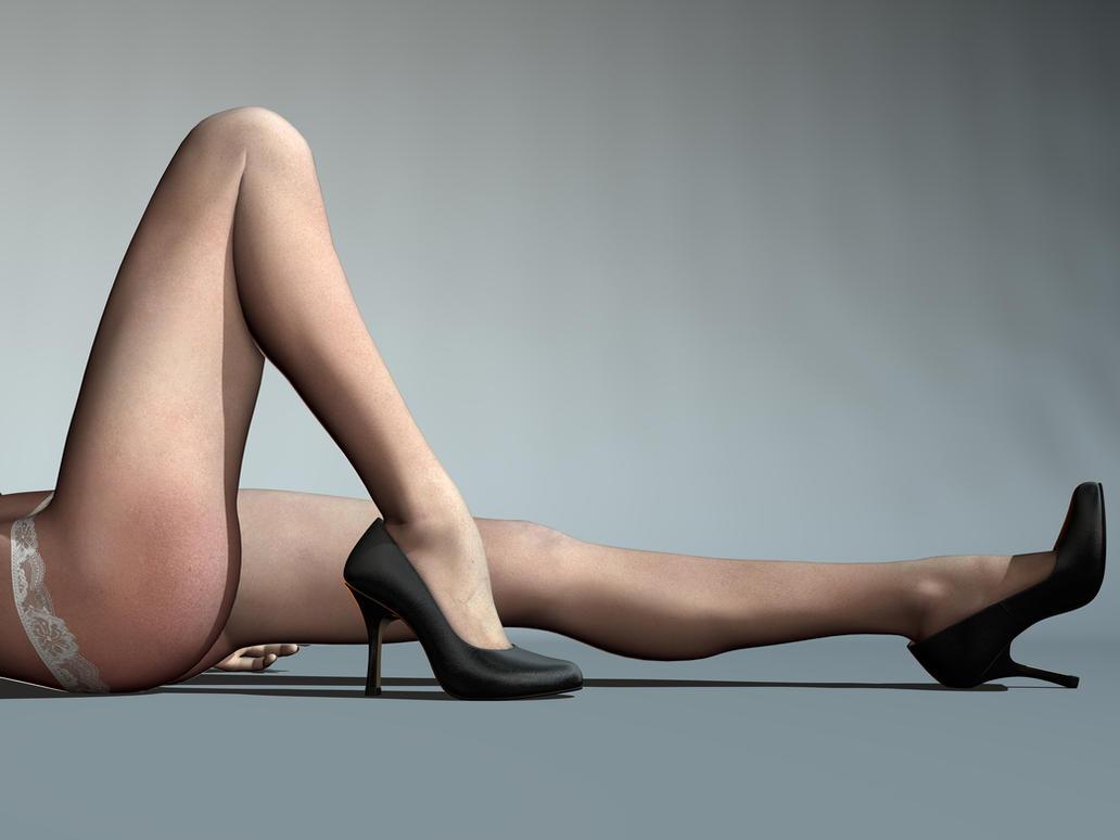 Beautiful Leg Sex 41