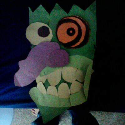 Courage The Cowardly Dog Eustace Mask For Sale