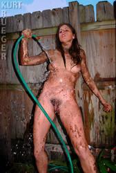 Washing Away Her Crimes by KurtKrueger
