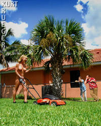 The Good Neighbor by KurtKrueger