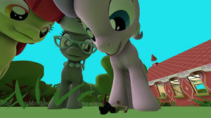 meeting with little pony(1)19