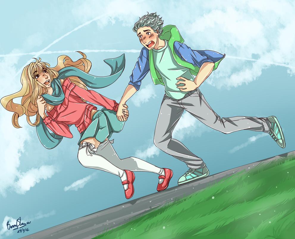 Runnin' by loverofmanga
