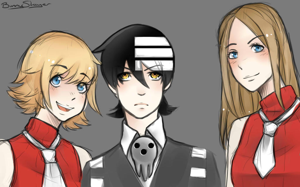 Death n his gals by loverofmanga