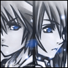 Sora and Kairi icon by CLFF