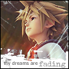 My dreams are fading by CLFF