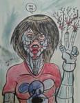 Clara a Cybernetic Being