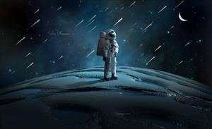 Astronaut by DoaaHammam