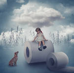 Paper Roll by DoaaHammam