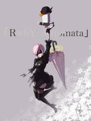 RwbY: Automata - Unit NE0 by Cal-Tran