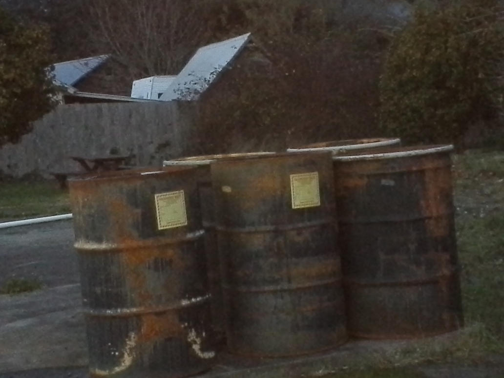 Hazardous Waste by mebyrne57