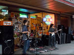 Bands at the Olympia Fall ARTS WALK 2013 by mebyrne57
