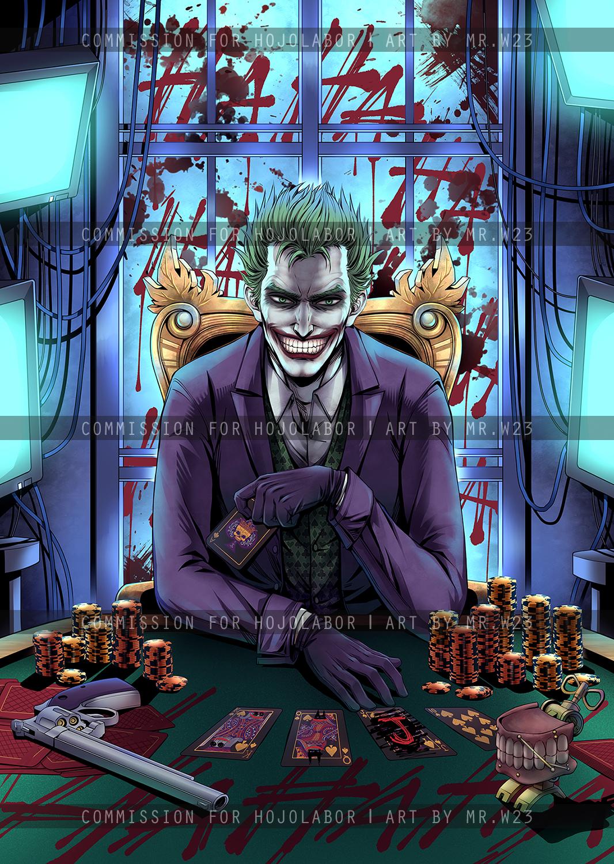 C Joker Poker By Fourtwonine429 On Deviantart