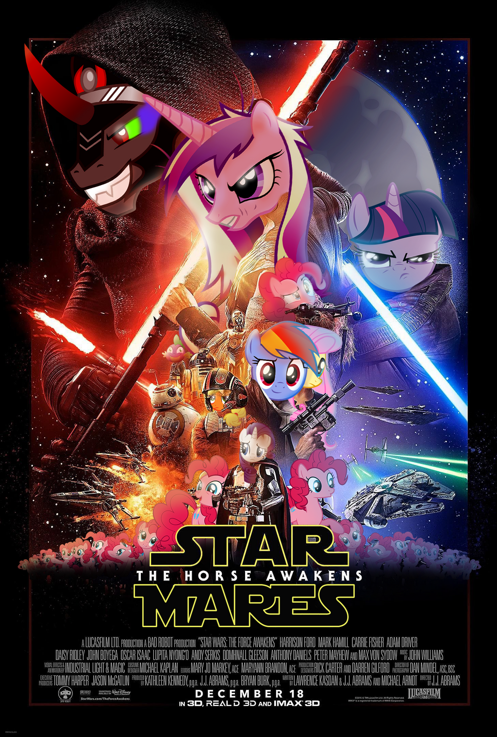 Star Mares The Horse Awakens By Chipbiscuit On Deviantart