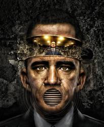 Obamabot by azrainman