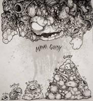 [S] Gurdies! by WORMBOYx