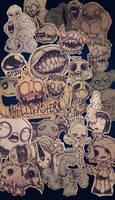 Cadaverous Oogling-Dump [S]