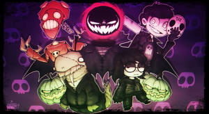 SPOOK-CAST by WORMBOYx