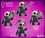 MURDER DEATH ARSENAL
