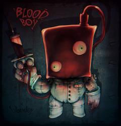 HAPPY LITTLE BLOOD BOY by WORMBOYx